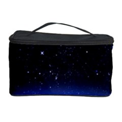Christmas Xmas Night Pattern Cosmetic Storage Case