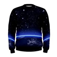 Christmas Xmas Night Pattern Men s Sweatshirt