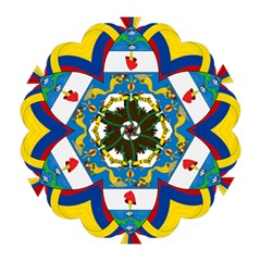Coat of Arms of Colombia Mini Folding Umbrellas