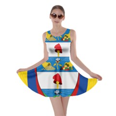 Coat of Arms of Colombia Skater Dress