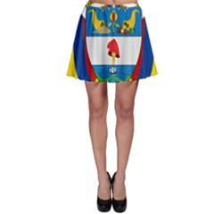 Coat of Arms of Colombia Skater Skirt