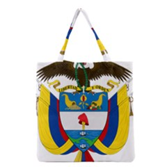 Coat of Arms of Colombia Grocery Tote Bag