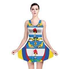 Coat of Arms of Colombia Reversible Skater Dress