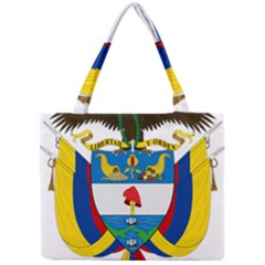 Coat of Arms of Colombia Mini Tote Bag