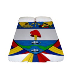 Coat of Arms of Colombia Fitted Sheet (Full/ Double Size)