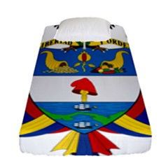 Coat of Arms of Colombia Fitted Sheet (Single Size)
