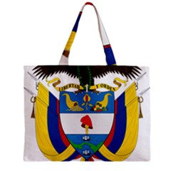 Coat of Arms of Colombia Zipper Mini Tote Bag