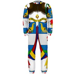 Coat of Arms of Colombia OnePiece Jumpsuit (Men)