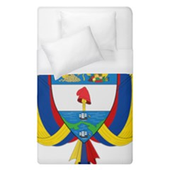 Coat of Arms of Colombia Duvet Cover (Single Size)