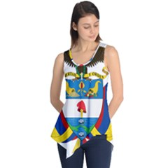 Coat of Arms of Colombia Sleeveless Tunic
