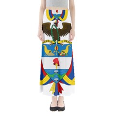 Coat of Arms of Colombia Maxi Skirts