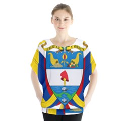Coat of Arms of Colombia Blouse