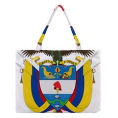Coat of Arms of Colombia Medium Tote Bag