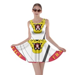 Coat of Arms of The Democratic Republic of The Congo Skater Dress