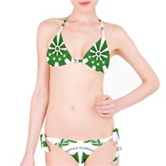 National Seal of the Comoros Bikini Set