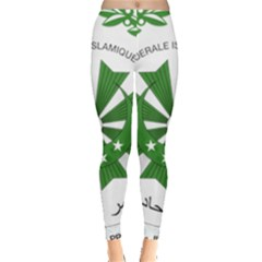 National Seal of the Comoros Leggings