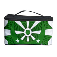 National Seal of the Comoros Cosmetic Storage Case