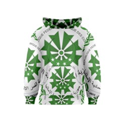 National Seal of the Comoros Kids  Pullover Hoodie
