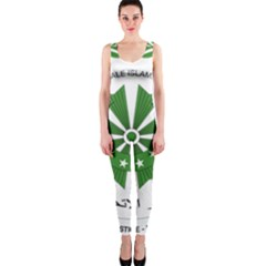 National Seal of the Comoros OnePiece Catsuit