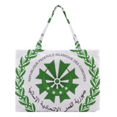 National Seal of the Comoros Medium Tote Bag
