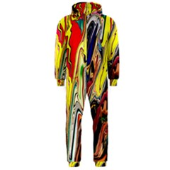 Splash Hooded Jumpsuit (Men)