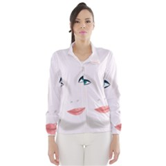 Face Beauty Woman Young Skin Wind Breaker (Women)
