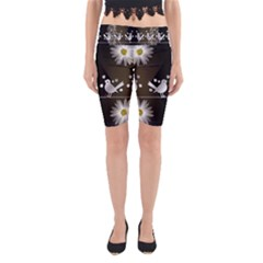 Daisy Bird Twitter News Gossip Yoga Cropped Leggings