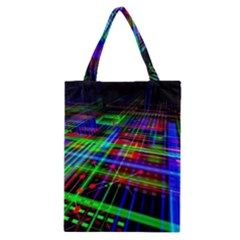 Electronics Board Computer Trace Classic Tote Bag