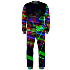 Electronics Board Computer Trace OnePiece Jumpsuit (Men)