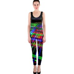 Electronics Board Computer Trace OnePiece Catsuit