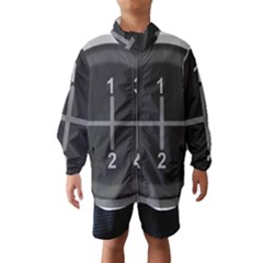 Gearshift Gear Stick Gear Engine Wind Breaker (Kids)