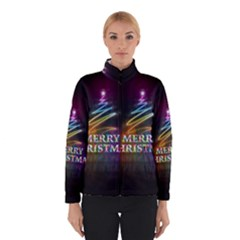 Merry Christmas Abstract Winterwear