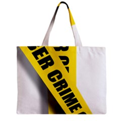 Internet Crime Cyber Criminal Zipper Mini Tote Bag