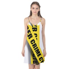 Internet Crime Cyber Criminal Camis Nightgown