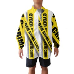 Internet Crime Cyber Criminal Wind Breaker (Kids)