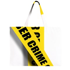 Internet Crime Cyber Criminal Large Tote Bag