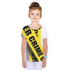 Internet Crime Cyber Criminal Kids  One Piece Tee