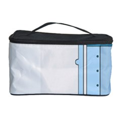 Presentation Girl Woman Hovering Cosmetic Storage Case