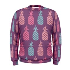 Pineapple Pattern Men s Sweatshirt