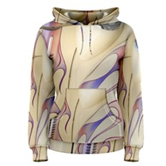 Pin Stripe Car Automobile Vehicle Women s Pullover Hoodie