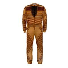 Mosaic The Elaborate Floor Pattern Of The Sydney Queen Victoria Building OnePiece Jumpsuit (Kids)