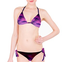 Purple Sky Bikini Set