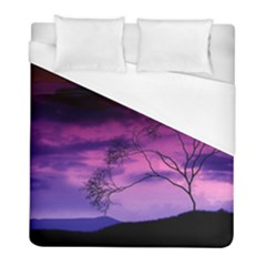 Purple Sky Duvet Cover (Full/ Double Size)