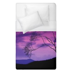 Purple Sky Duvet Cover (Single Size)