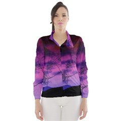 Purple Sky Wind Breaker (Women)