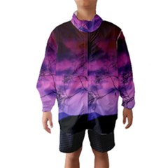 Purple Sky Wind Breaker (Kids)