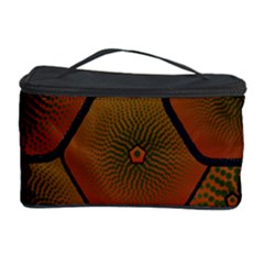 Psychedelic Pattern Cosmetic Storage Case