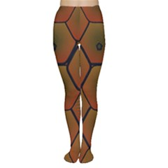 Psychedelic Pattern Women s Tights