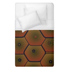 Psychedelic Pattern Duvet Cover (Single Size)