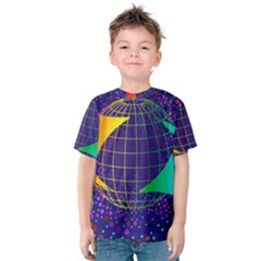Recycling Arrows Circuit Kids  Cotton Tee